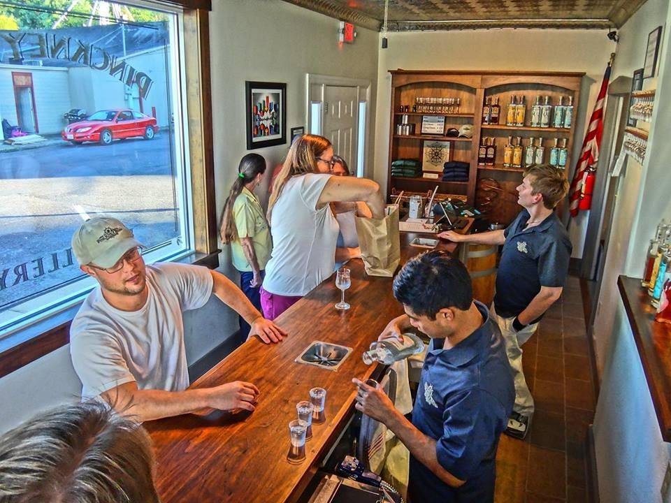 Pinckney Bend Tasting Room
