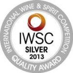 Silver Medal for Rested Whiskey