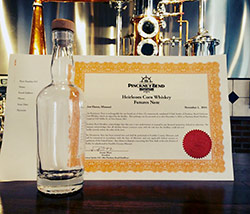 Pinckney Bend futures certificate