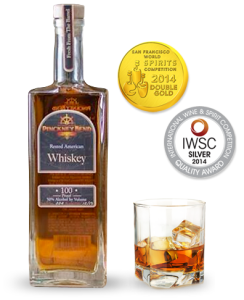 award-winning whiskey