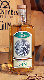 Cask Finished Gin