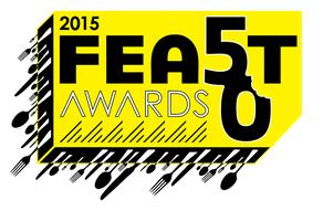 Feast 50 Logo