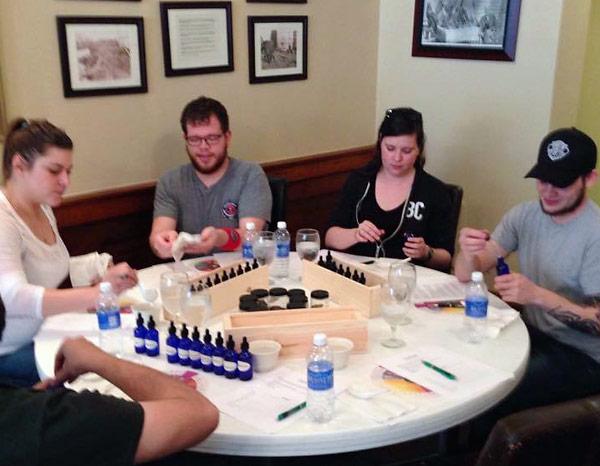 Past Gin Lab participants