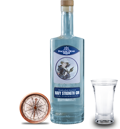 Try our new Navy Gin