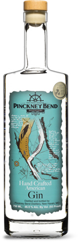 Pinckney Bend American Gin