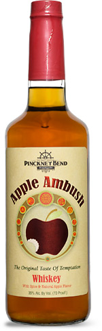 Pinckney Bend Apple Ambush Whiskey