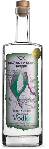 Pinckney Bend American Vodka