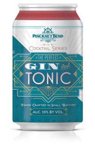 Gin & Tonic can
