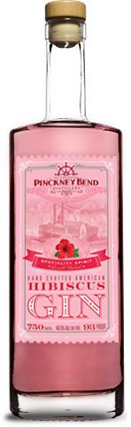 Pinckney Bend Hibiscus Gin